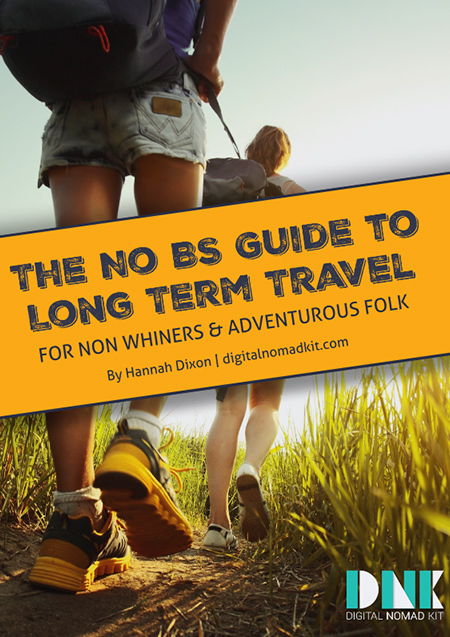No BS Guide to Long Term Travel