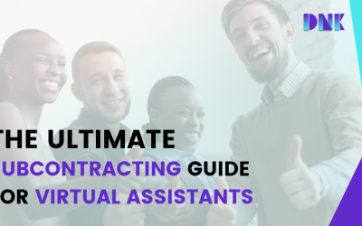 The Ultimate Subcontracting Guide for Virtual Assistants