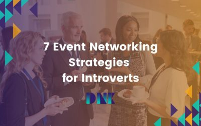 7 Event Networking Strategies for Introverts