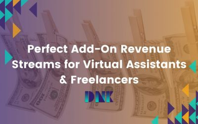 Perfect Add-On Revenue Streams for Virtual Assistants & Freelancers