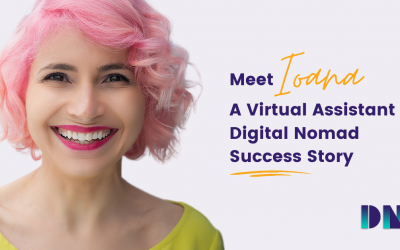 Meet Ioana: A Virtual Assistant & Digital Nomad Success Story