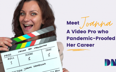 Meet Joanna: A Video Pro who Pandemic-Proofed Her Career